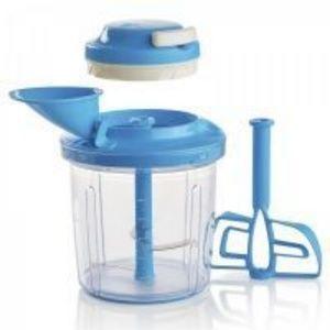 Tupperware hand-powered food processor